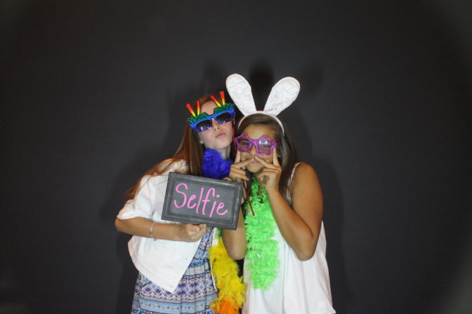 Jessica's Birthday – Photo Booth Rental
