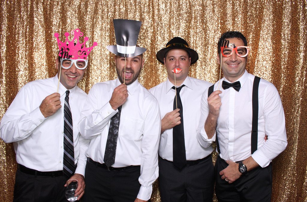 Glamorous Photo Booth Rentals in Raleigh